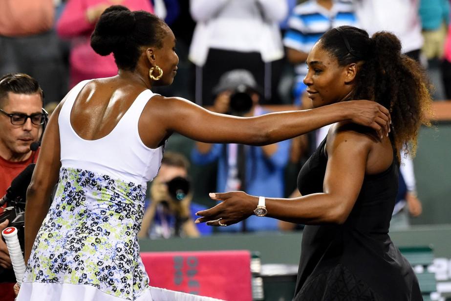 Venus et Serena Williams... (Photo Jayne Kamin-Oncea, archives USA Today Sports)