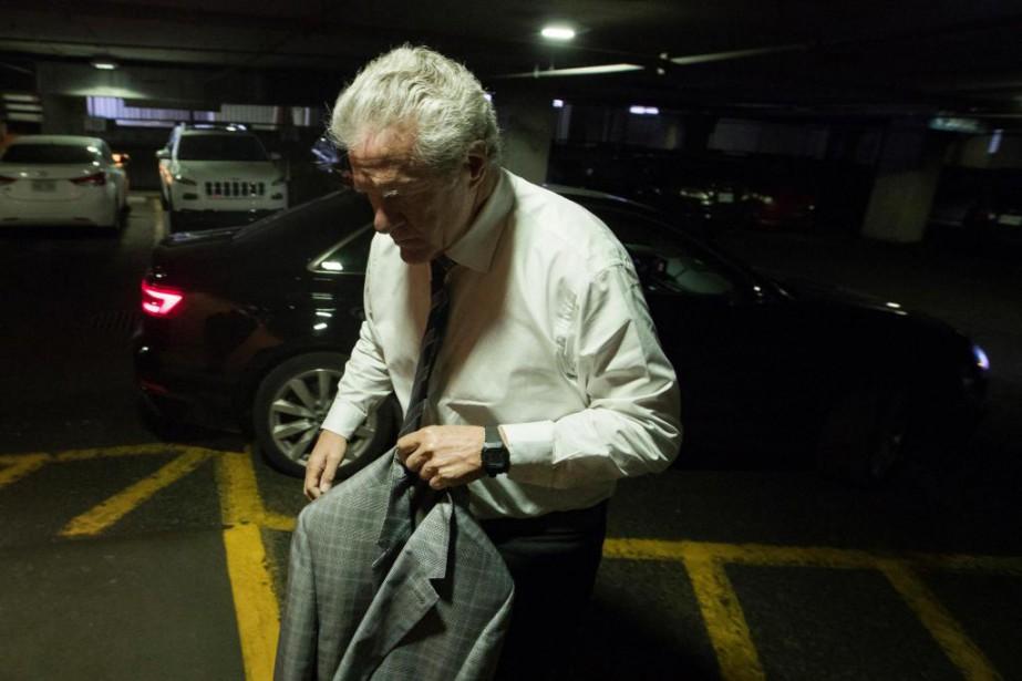 La Ville de Montréal veut poursuivre l'entrepreneur Tony... (Photo Ivanoh Demers, Archives La Presse)