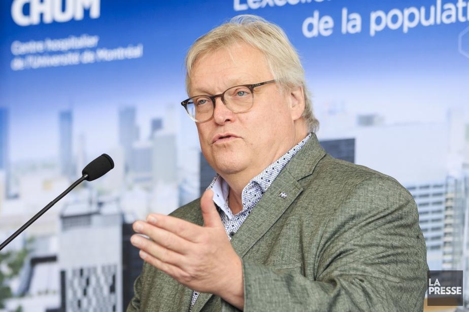 Le ministre de la Santé et des Services... (Photo Edouard Plante-Fréchette, archives La Presse)