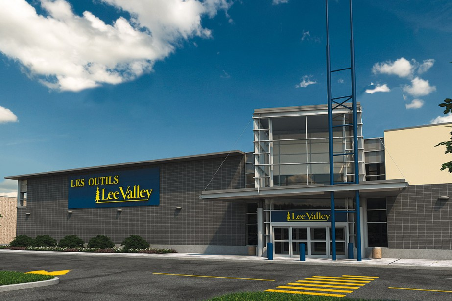 Les magasin Lee Valley de Laval... (PHOTO FOURNIE PAR LES OUTILS LEE VALLEY)