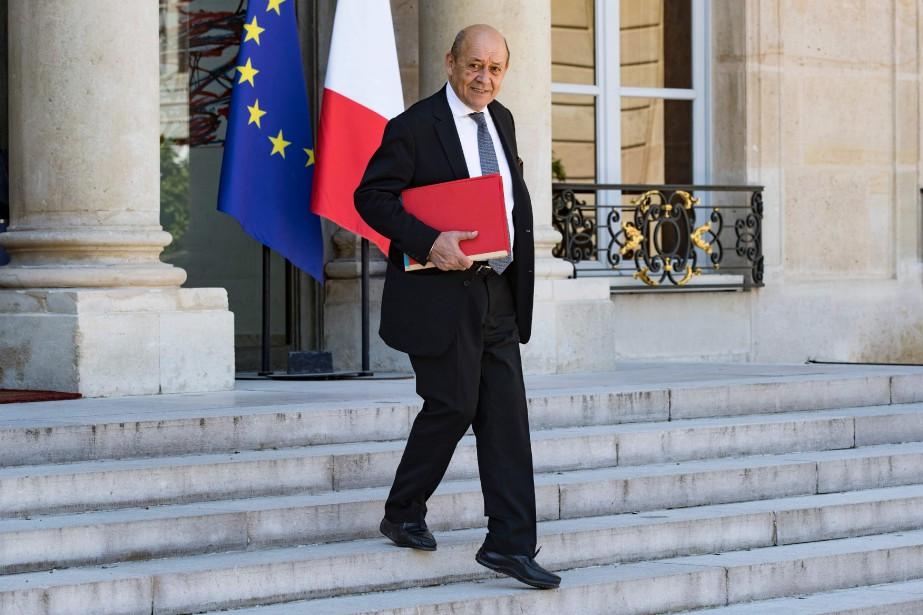 «Notre vision de l'Union européenne comme cercle premier... (PHOTO Geoffroy VAN DER HASSELT, archives AFP)