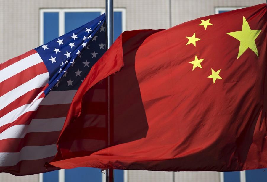 L'administration Trump estime que la Chine met des... (Photo Andy Wong, archives AP)