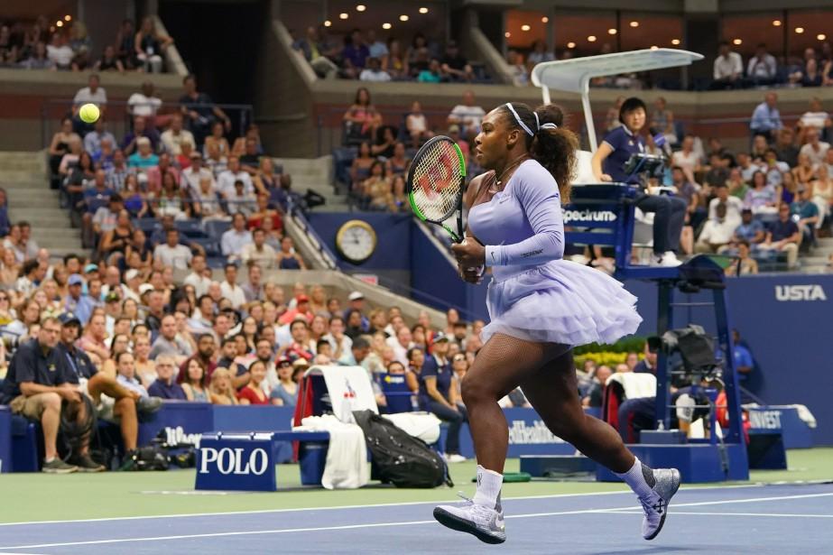 Serena Williams.... (Photo Don Emmert, AFP)