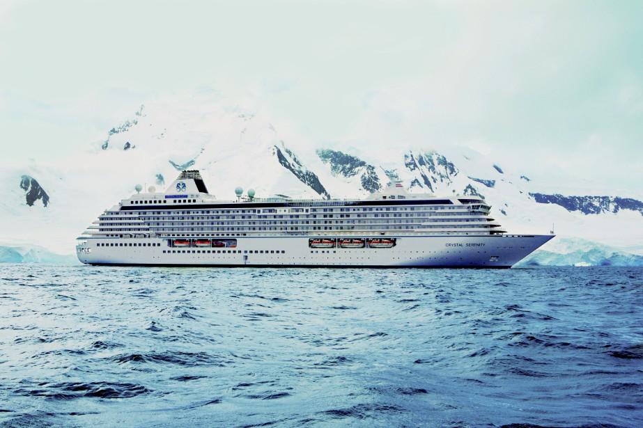 Le nombre de navires circulant dans les eaux... (Photo archives Agence France-Presse)