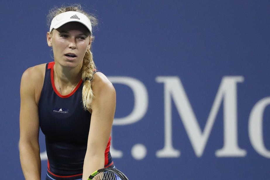 La numéro2 mondiale, Caroline Wozniacki... (PHOTO Geoff Burke, USA TODAY Sports)