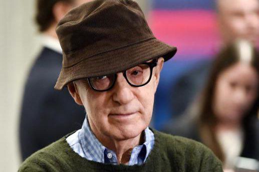 Pour la première fois depuis toujours, Woody Allen... (Photo Evan Agostini, archives Associated Press)