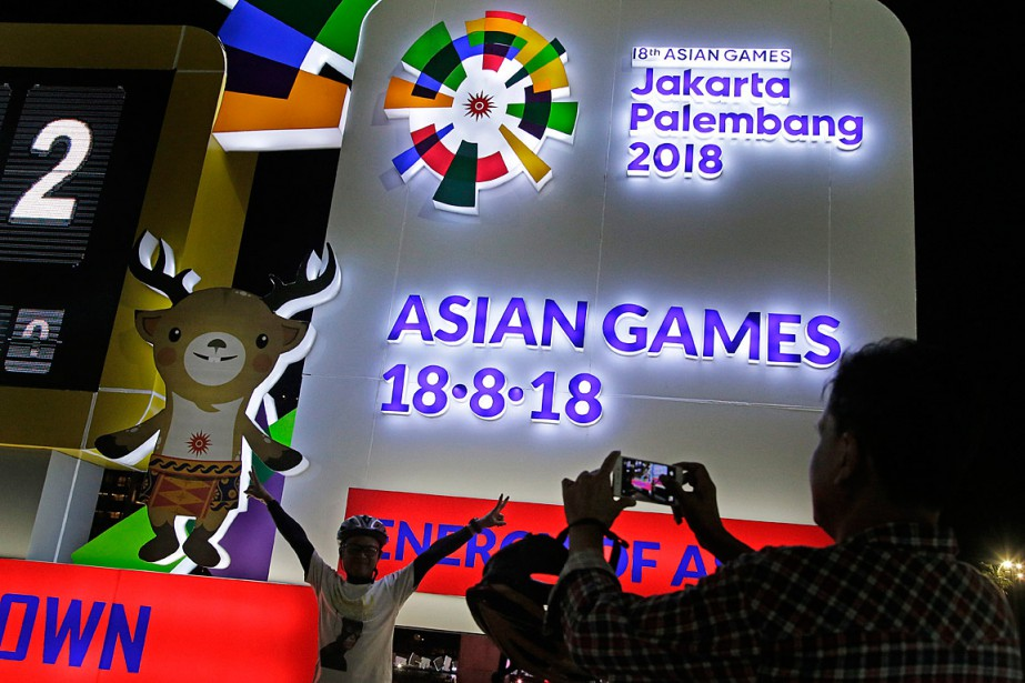 L'Indonésie accueille actuellement les Jeux asiatiques.... (PHOTO DITA ALANGKARA, ARCHIVES ASSOCIATED PRESS)