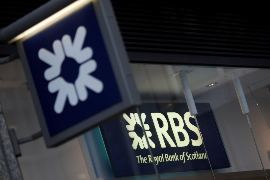 Le directeur général de la Royal Bank of... (Photo Peter Nicholls, REUTERS)