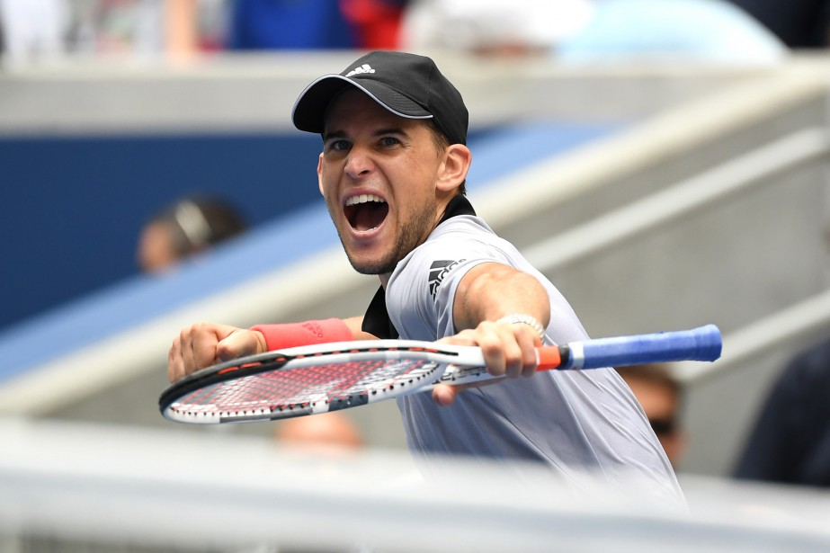 « Sur terre battue, rivaliser ou battre Rafael Nadal... (photo Danielle Parhizkaran, USA TODAY SPORTS)