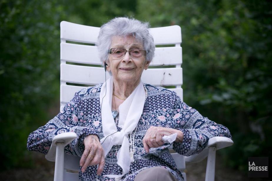 MichelineLeroux... (Photo FrançoisRoy, archives La Presse)