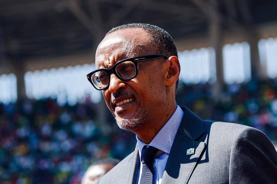 Paul Kagame... (Jekesai NJIKIZANA, archives AFP)