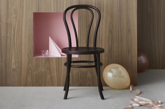 La chaise Bjurån est l'un des modèles les... (Photo fournie par IKEA)