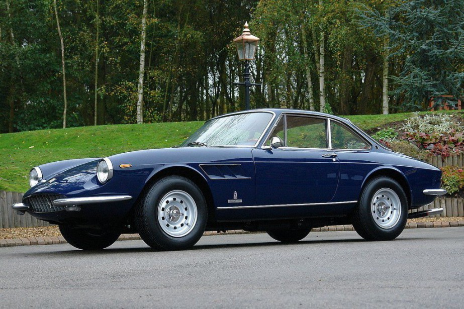 Ferrari 330 GTC 1966.... (Photo Ferrari)
