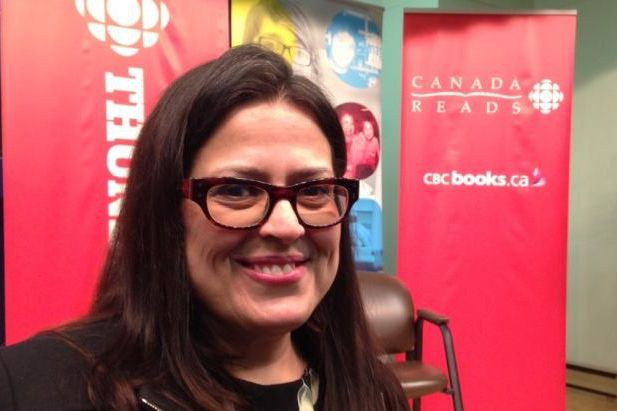 Birdie est le premier roman de la professeure... (PHOTO CATHY ALEX, FOURNIE PAR CBC)
