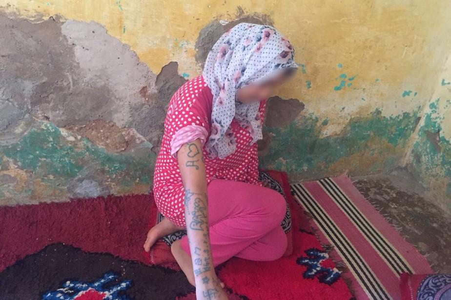 Son témoignage filmé, où la jeune fille de... (PHOTO ARCHIVES AFP)