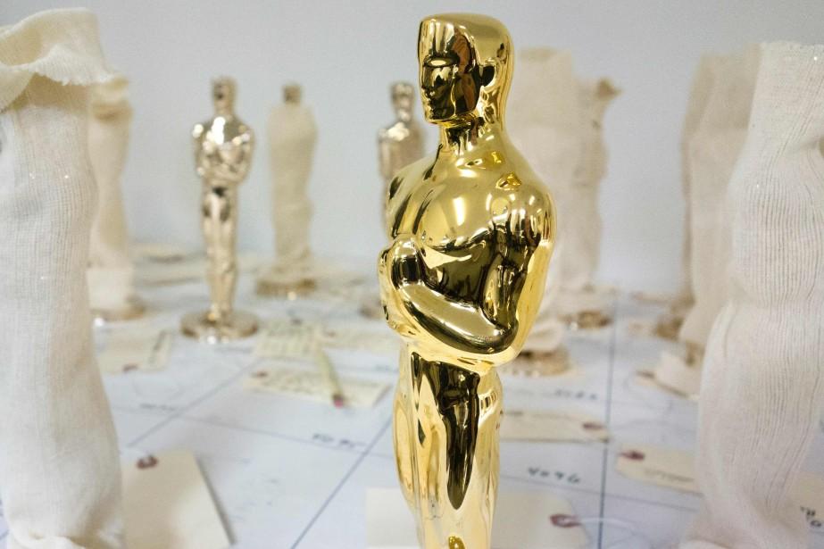 L'Académie des Oscars a indiqué jeudi qu'elle renonçait finalement... (PHOTO AFP)