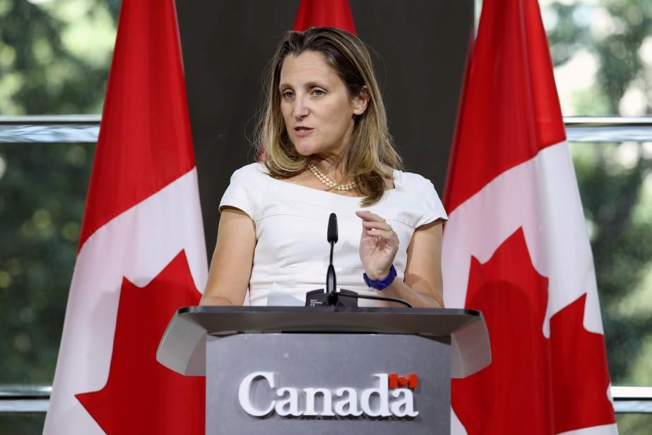 Le traité ALENA, qui lie États-Unis, Canada et... (Photo Chris Wattie, Reuters)