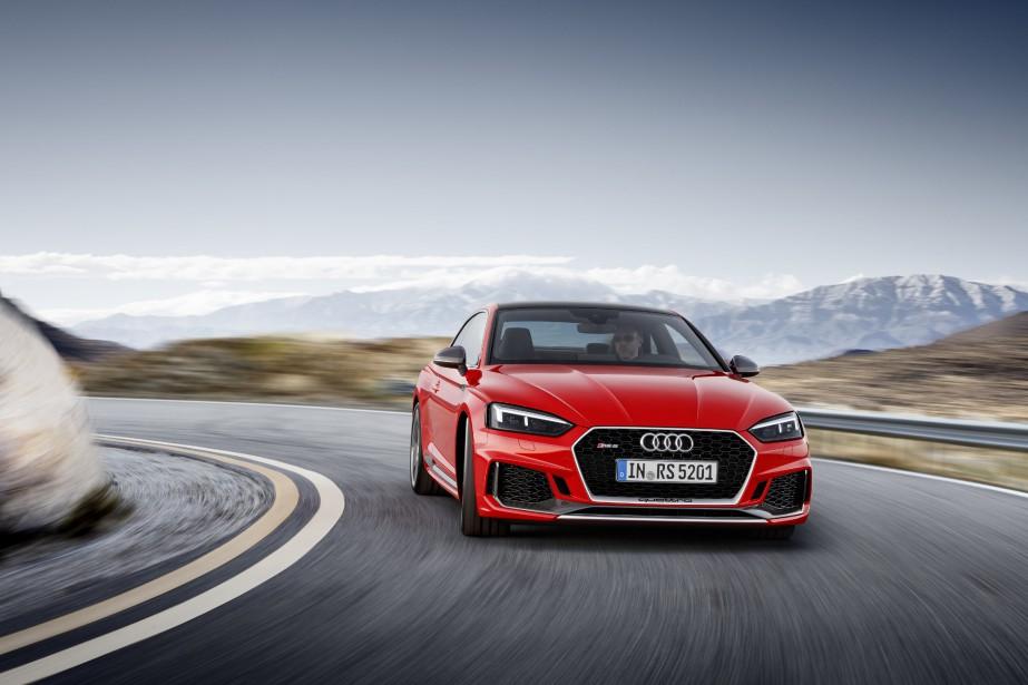Audi RS 5 2018. (.)