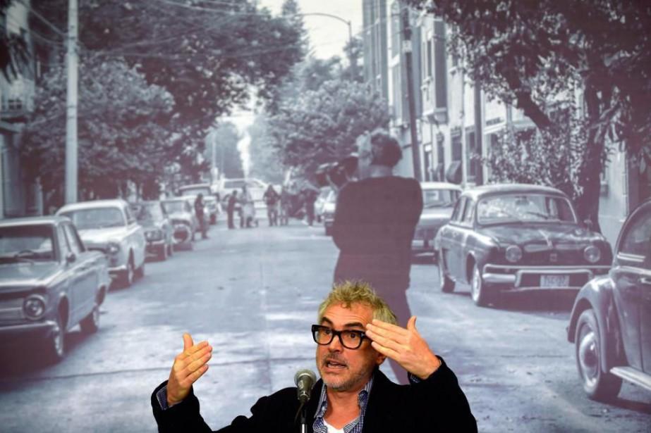 Alfonso Cuarón, réalisateur de Roma... (PhotoAlfredo ESTRELLA, archives Agence France-Presse)