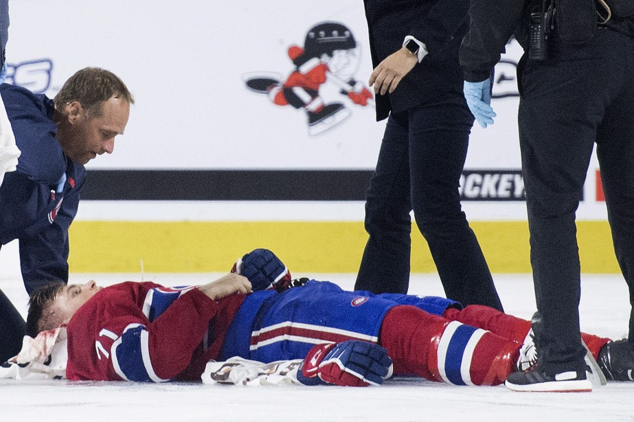 Avec un score de 4-0 en faveur des... (Photo Graham Hugues, La Presse canadienne)