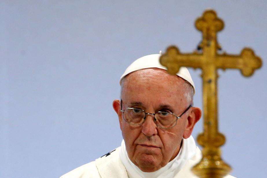 Le pape François... (PHOTO ARCHIVES REUTERS)
