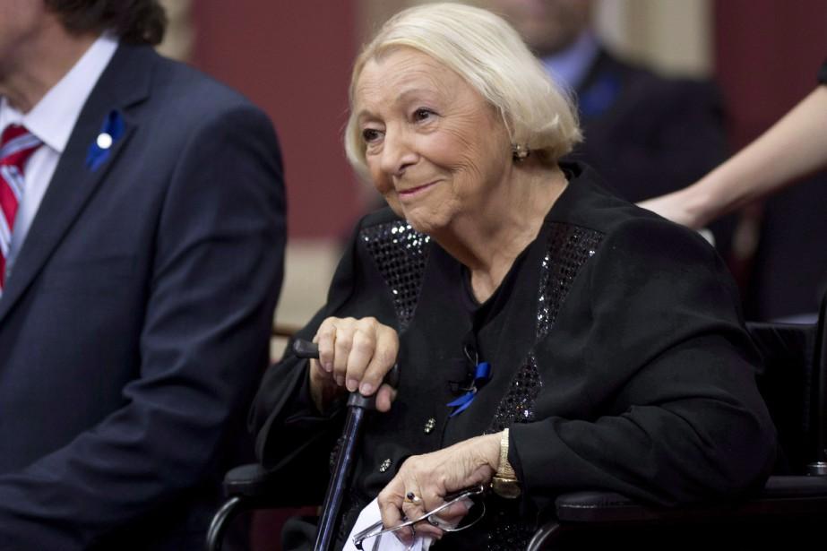 Lise Payette... (Photo Jacques Boissinot, La Presse canadienne)