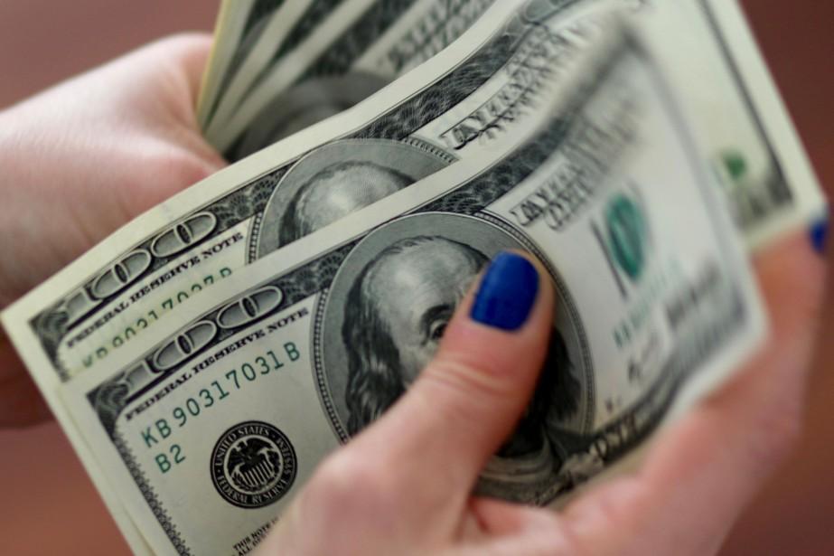 L'économie américaine, en forte expansion, est soupçonnée à... (REUTERS)