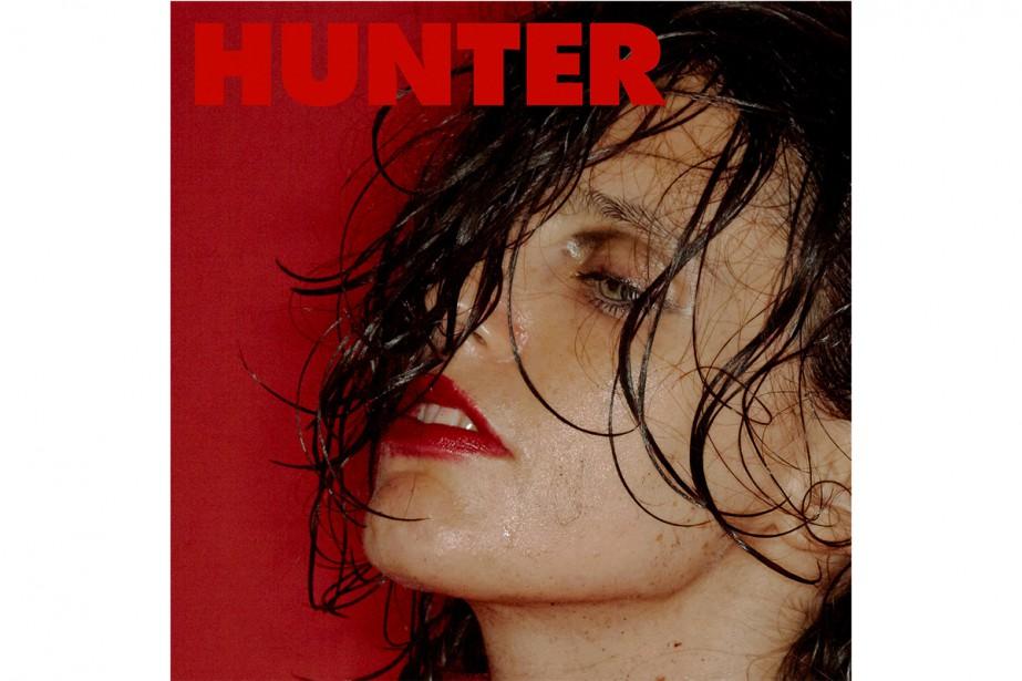 Hunterd'Anna Calvi... (Photo fournie par Domino Records)