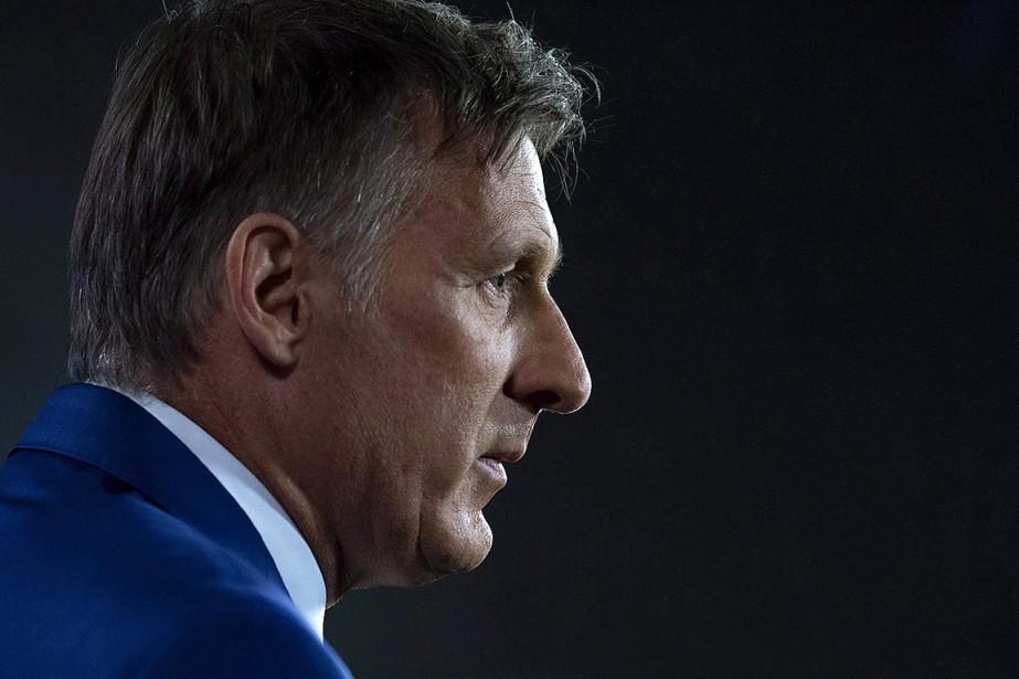 Maxime Bernier lance le Parti populaire du Canada | JOËL-DENIS BELLAVANCE | Politique canadienne