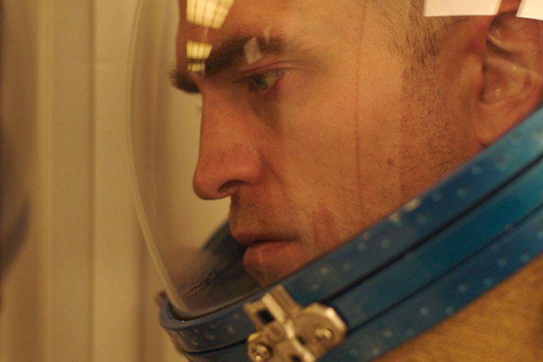Robert Pattinson dans High Life... (photo tirée de l'internet)