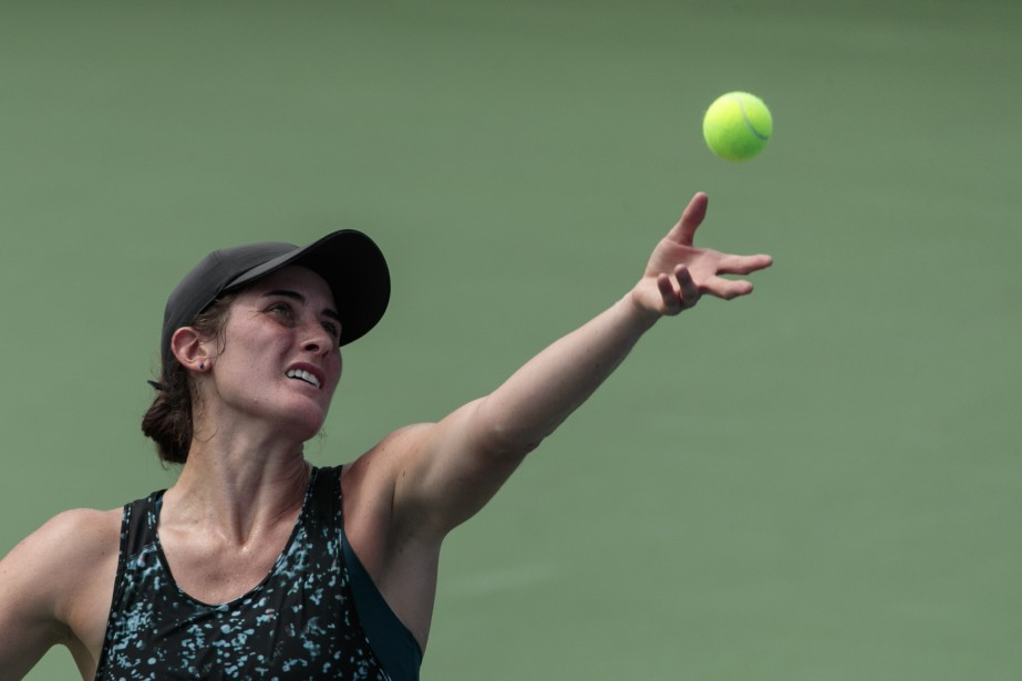 La Canadienne Rebecca Marino a signé sa première... (Photo Hugo-Sébastien Aubert, archives La Presse)