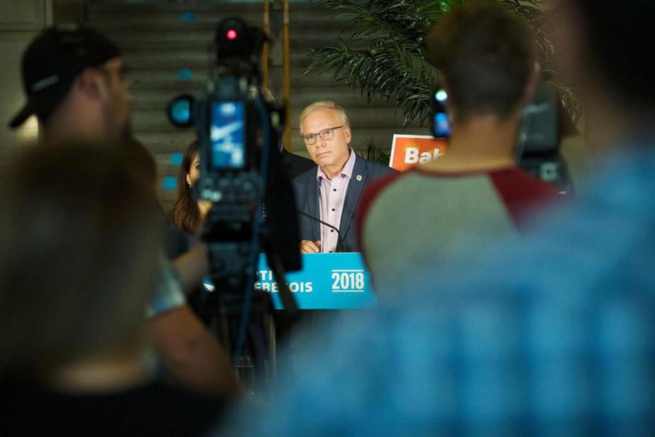 Un gouvernement péquiste dirigé par Jean-François Lisée instaurerait... (PhotoGraham Hughes, La Presse canadienne)