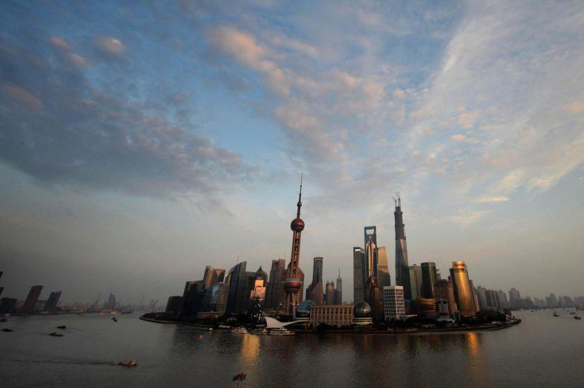 Shanghai... (photo Mark RALSTON, archives agence france-presse)