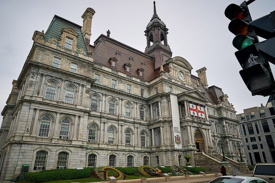 La Ville de Montréal entreprendra un processus de... (La Presse Photo; Andre Pichette)