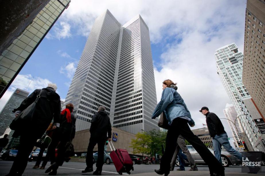 Les économistes québécois critiquent sévèrement les cadres financiers... (PHOTO DAVID BOILY, archives LA PRESSE)