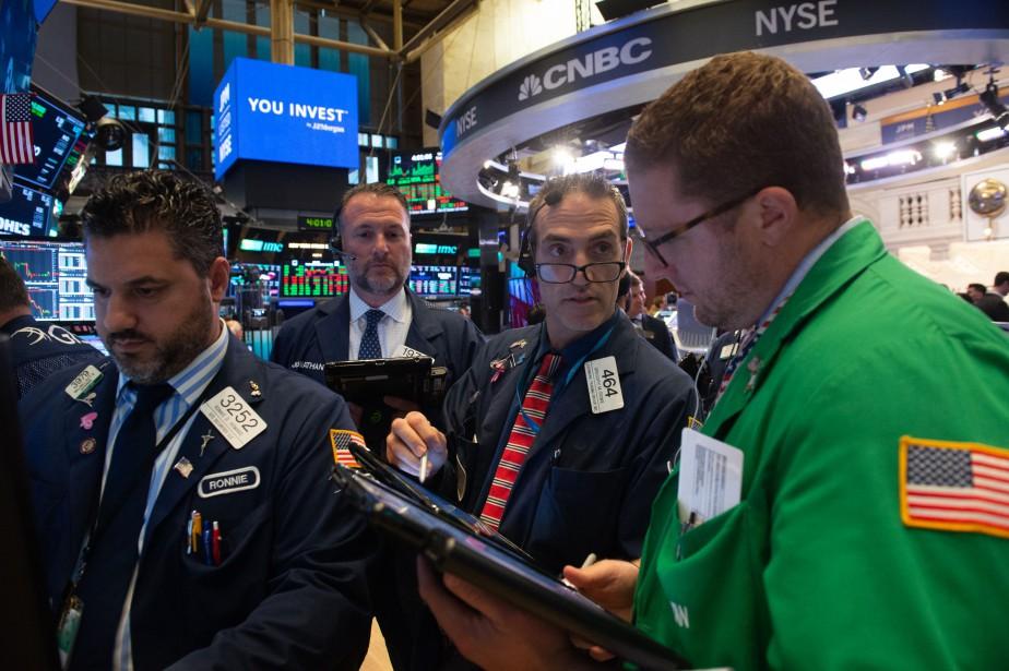 L'indice vedette de la place new-yorkaise, le Dow... (Photo Agence France-Presse)