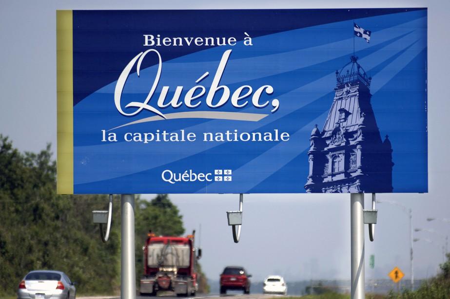 Sous sa gouverne, le français ne reculera pas au Québec,... (ARCHIVES LA PRESSE)