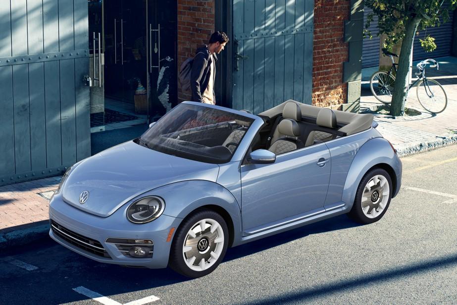 La Beetle Édition finale sera fabriquée jusqu'en juillet 2019. (Toutes les photos Volkswagen)