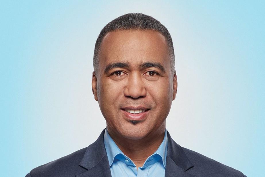 Le candidatMohammed Barhone.... (Photo tirée du site du PLQ)
