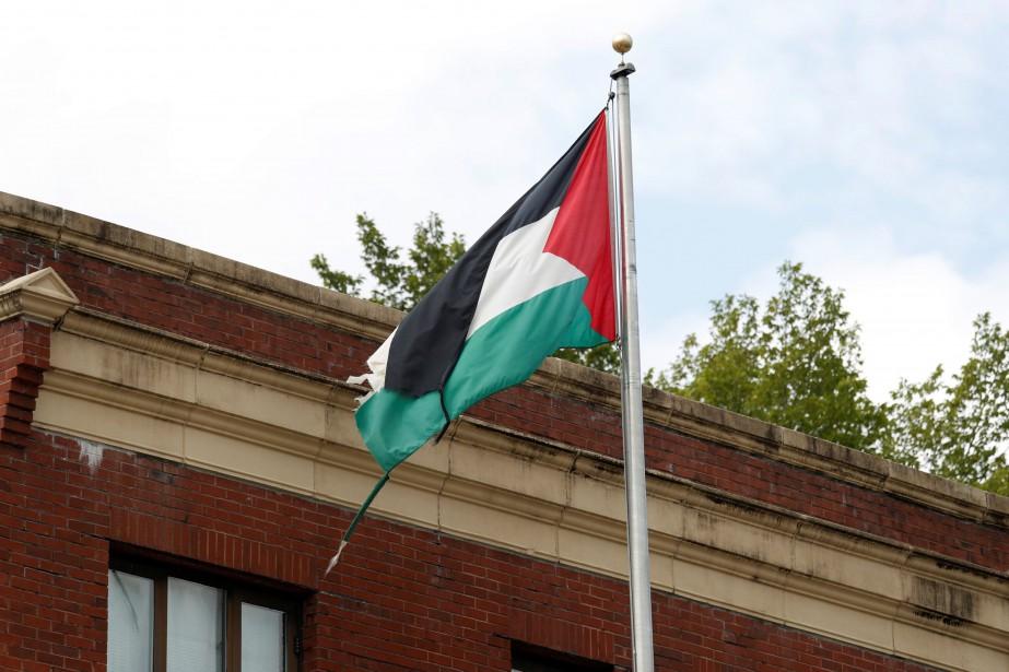 Le département d'État américain accuse les dirigeants palestiniens... (REUTERS)