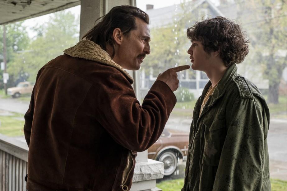 Matthew McConaughey etRichie Merritt sont père et fils... (Photo fournie par Sony Pictures Entertainment)