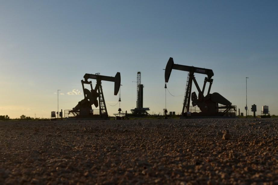 Si les cours du pétrole s'inscrivaient en hausse... (Photo Nick Oxford, Reuters)