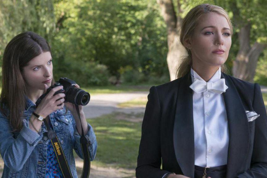 Anna Kendrick et Blake Lively dans A Simple... (Image fournie par Lionsgate)