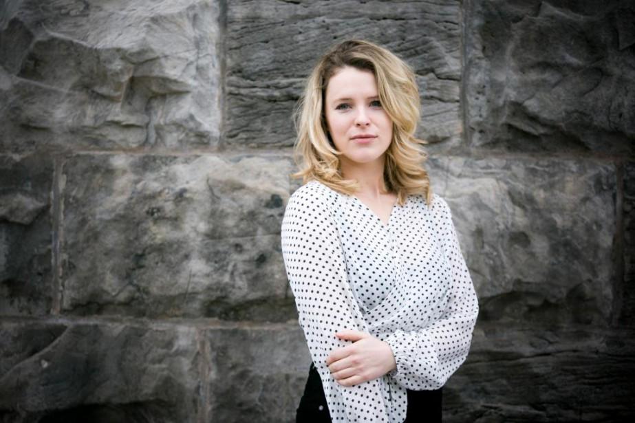 Charlotte Aubin fera partie du jury des courts... (PhotoFRANÇOIS ROY, LA PRESSE)