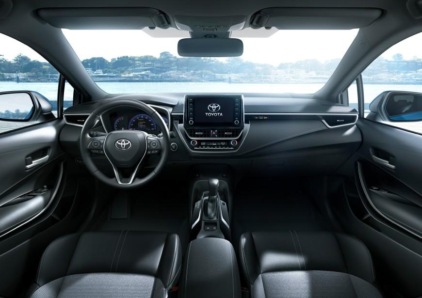 2019 Toyota Corolla Hatchback - crdit: Toyota | 14 septembre 2018