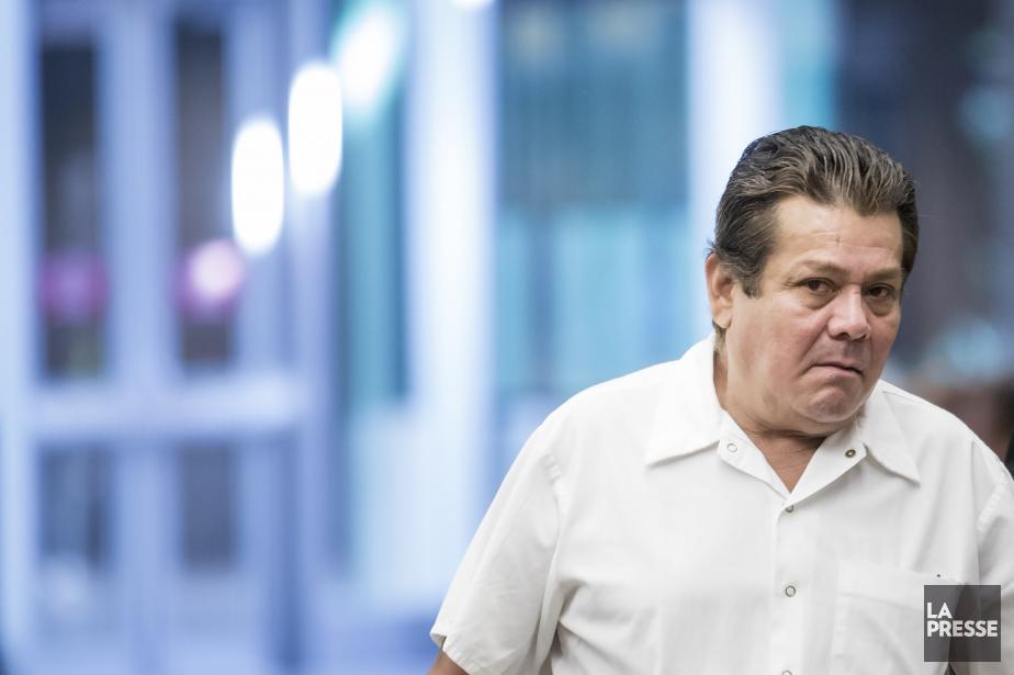 L'homme de 58 ans avait plaidé coupable en... (Photo Marco Campanozzi, La Presse)