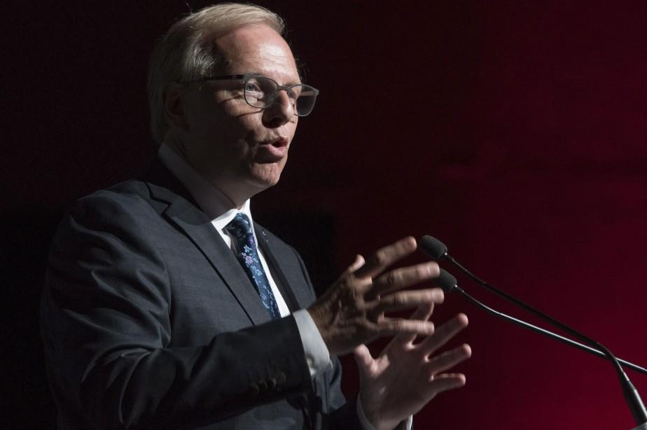 Le chef du Parti québécois propose, s'il est... (Photo Jacques Boissinot, La Presse canadienne)