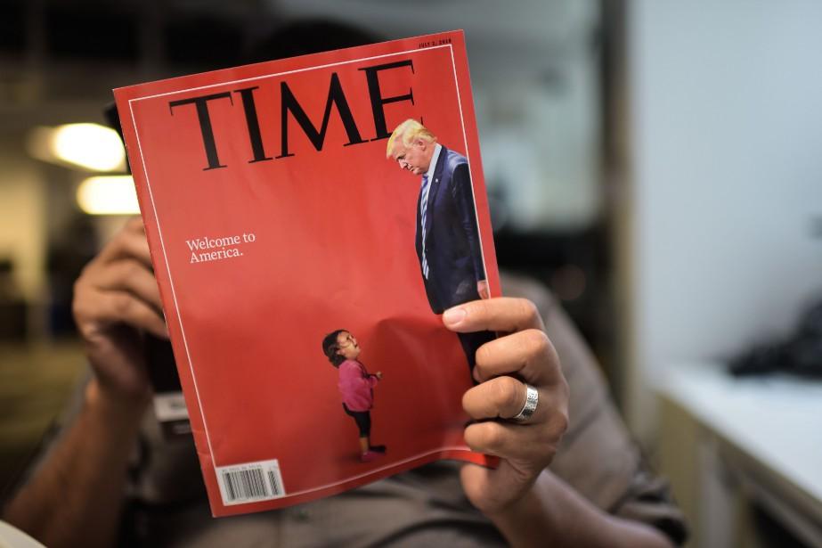 Emblématique de la presse mondiale, connu notamment pour... (PHOTO AFP)