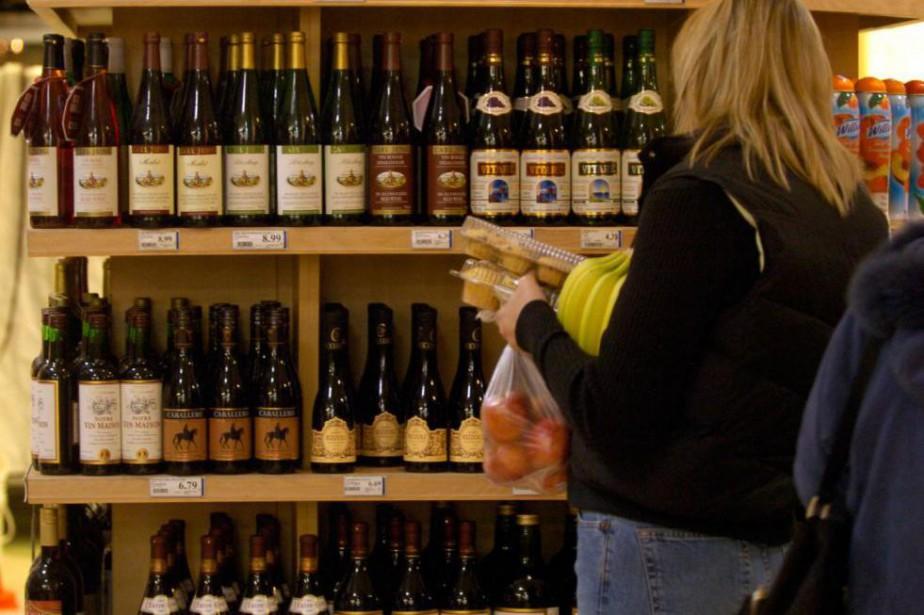 La conformité de la loi permettant aux vins... (Photo Martin Chamberland, Archives La Presse)
