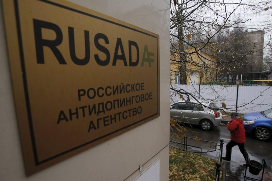 La réintégration potentielle de l'Agence antidopage russe... (ARCHIVES REUTERS)